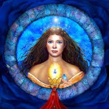 woman divine feminine