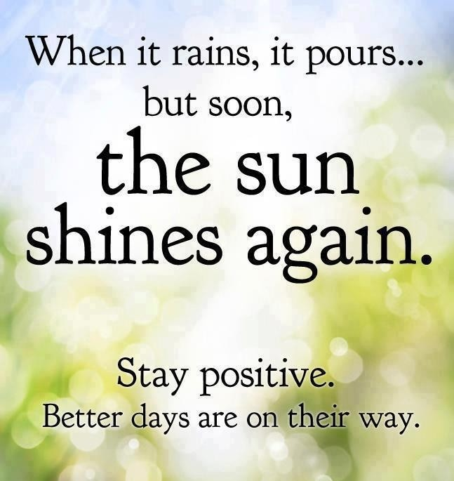 When It Rains, It Pours | Hope's Rising